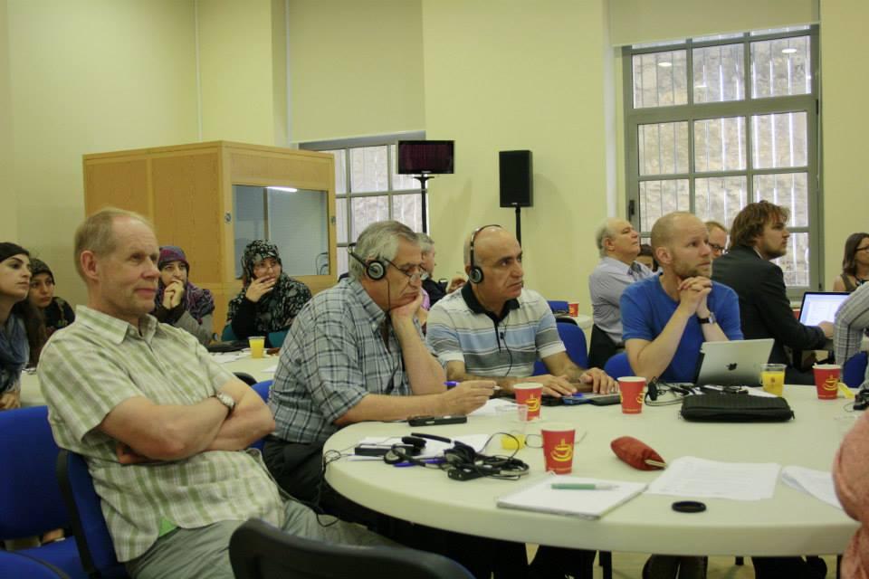 Libanonilaisten historianopettajien vierailu Helsinkiin