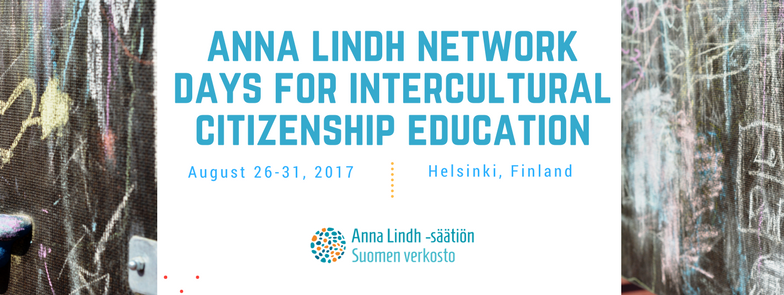 Intercultural Citizenship education mainos