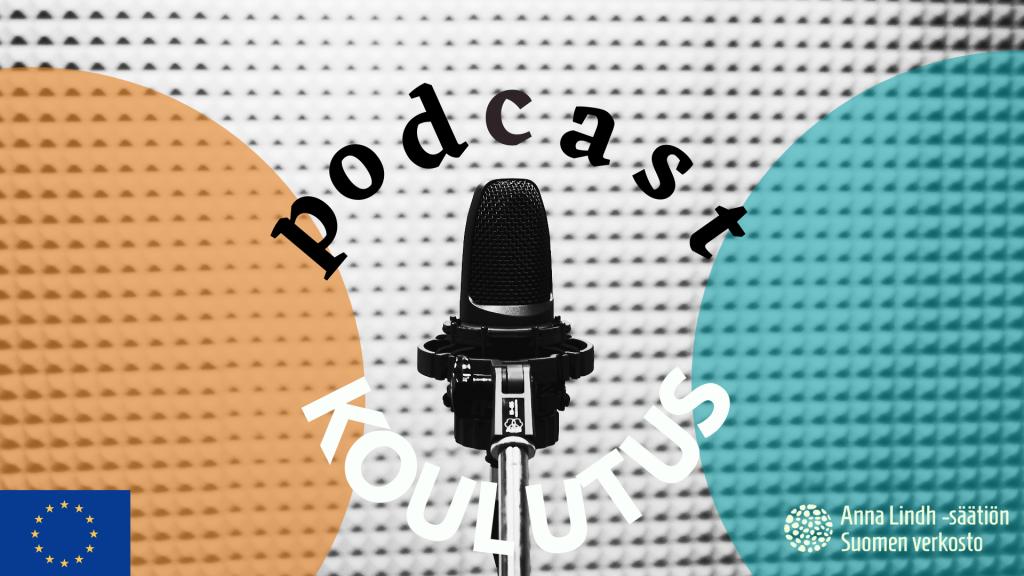 podcast-koulutus mainoskuva