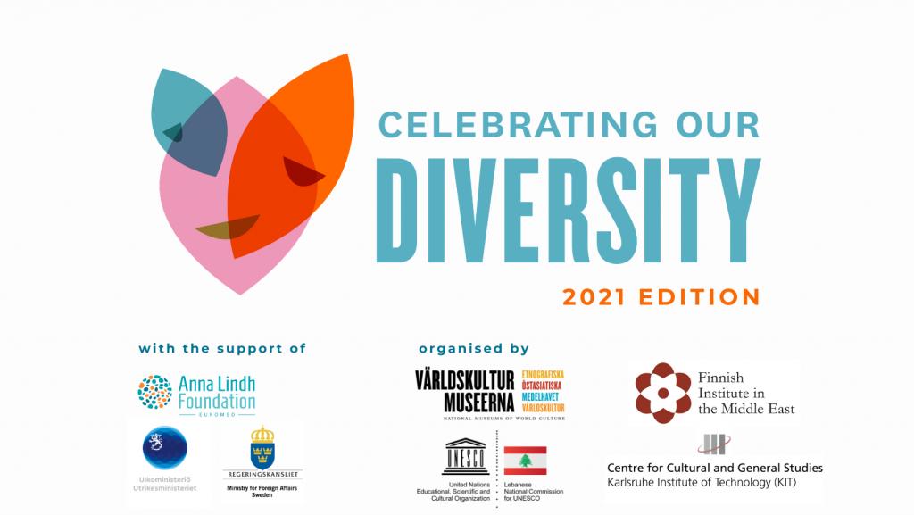 Celebtrating Our Diversity event banner